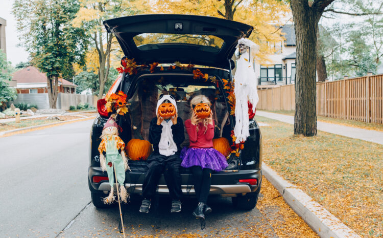 4 Drive-Thru Trunk or Treat Events