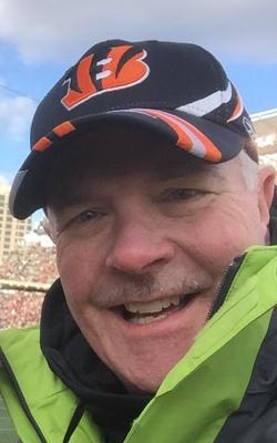 3 Questions with Kurt Reiber