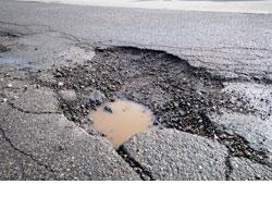 Potholes and Politics