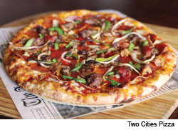 Dining: Two Cities Pizza